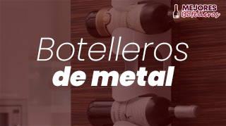 mejores botelleros de metal