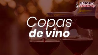 copas para servir vino