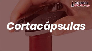 cortacápsulas para botellas de vino