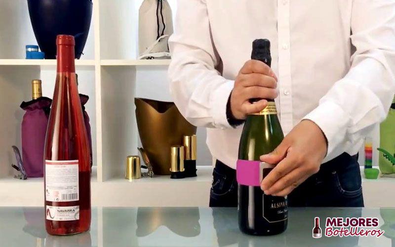 para que sirve un termómetro de vino
